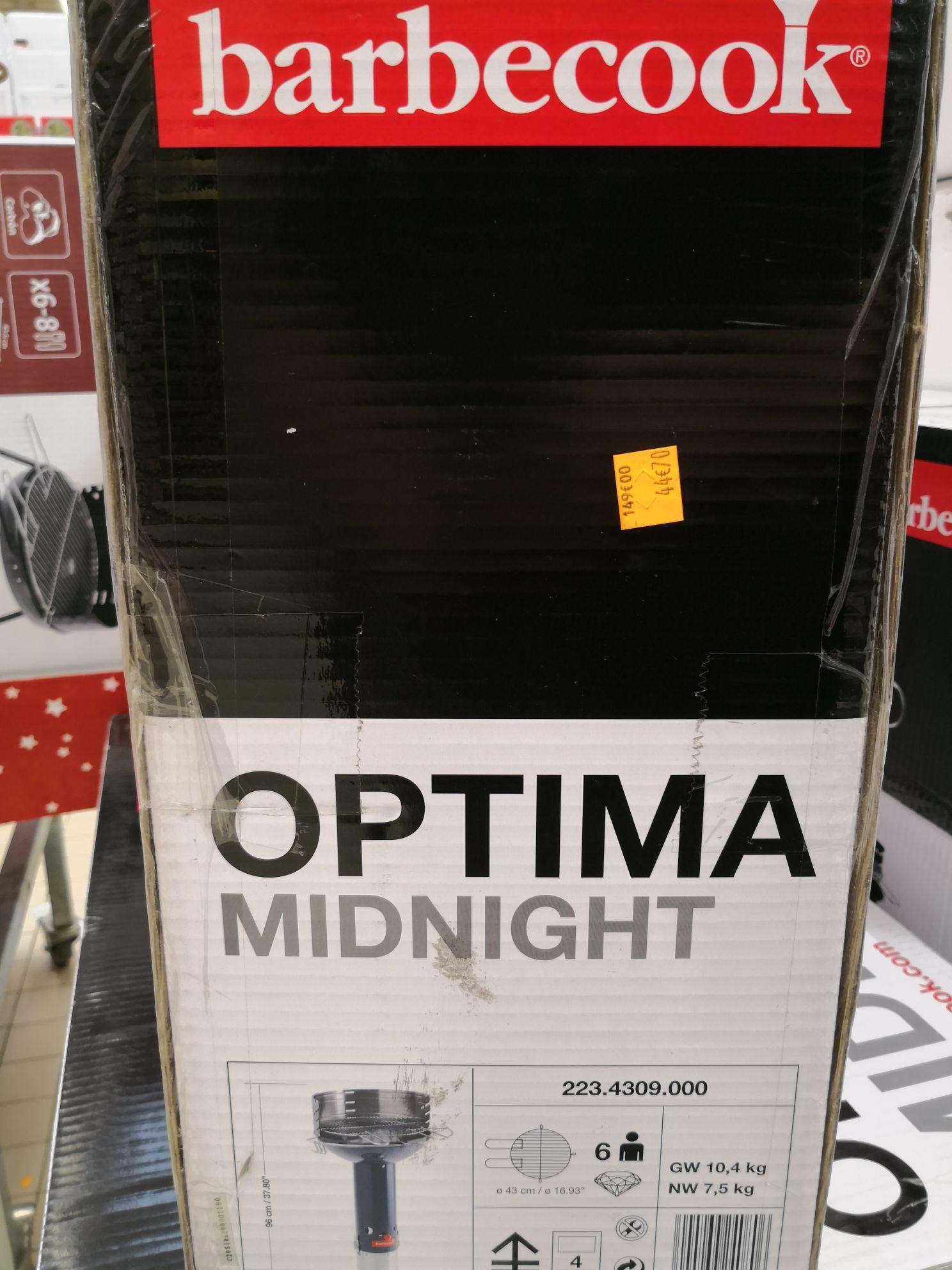 Barbecue Optima Midnight - Claye-Souilly (77)