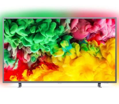 """TV LED 65"""" Philips 65PUS6703 - 4K UHD 2160p, Ambilight (+ Jusqu'à 56€ en SuperPoints)"""