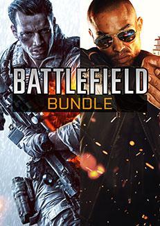 Bundle Battlefield Hardline + Battlefield 4 sur PC (Dématérialisé)