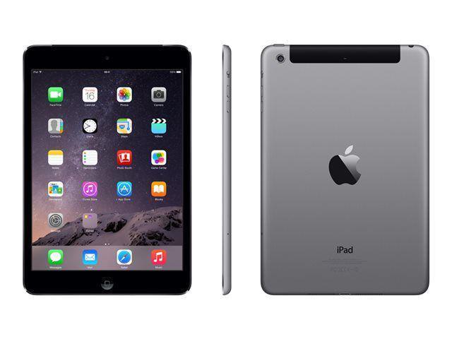 """Tablette 7.9"""" Apple iPad Mini 2 (Version Cellulaire) - 128 Go - Gris sidéral"""