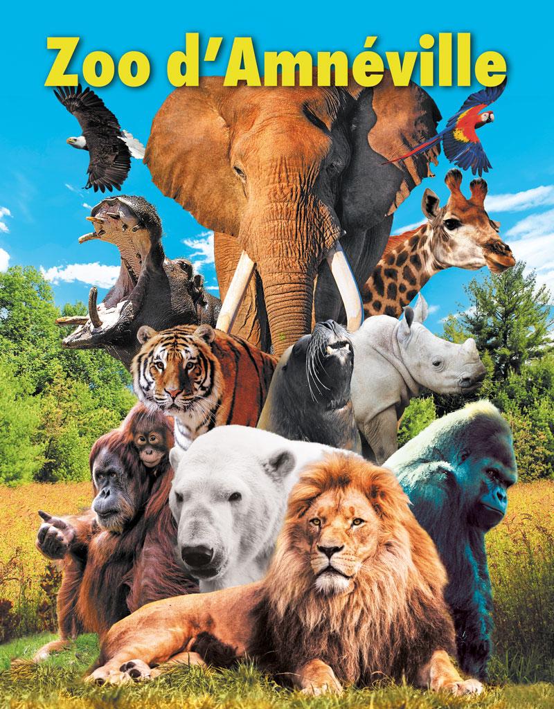 Entrée Adulte Master days au Zoo Amnéville (57)