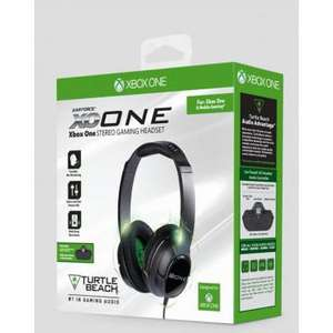 Casque pour Xbox One Turtle Beach Ear Force