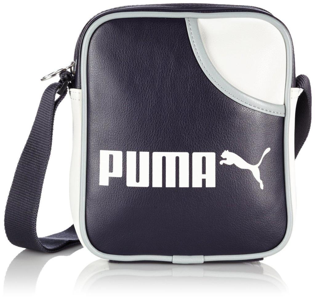 Puma Campus Portable Sacs à bandoulière New Navy