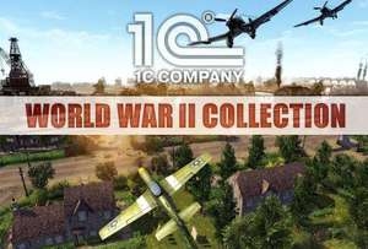 Jeu PC (dématérialisé) World War II Collection by 1C