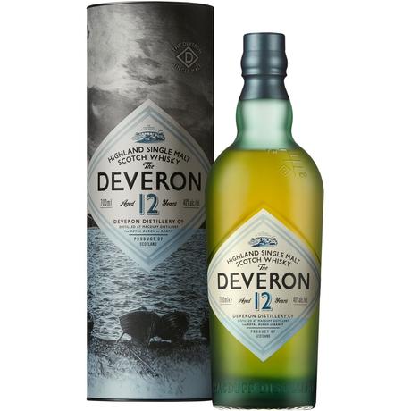 Bouteille de Whisky Glen Deveron - 12 ans 70 cl, 40% - Auchandrive Laxou (54)