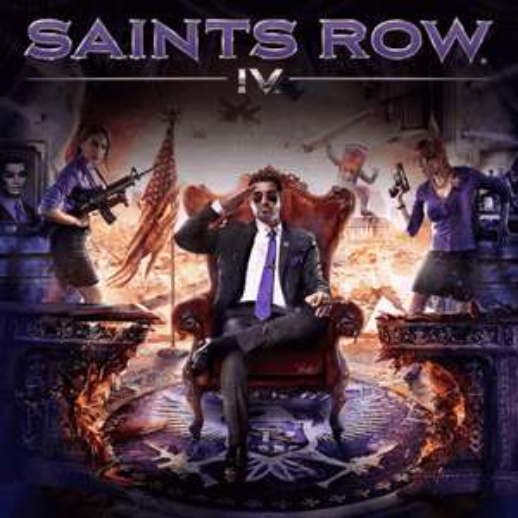 Saints Row IV sur PC (Dématérialisé)