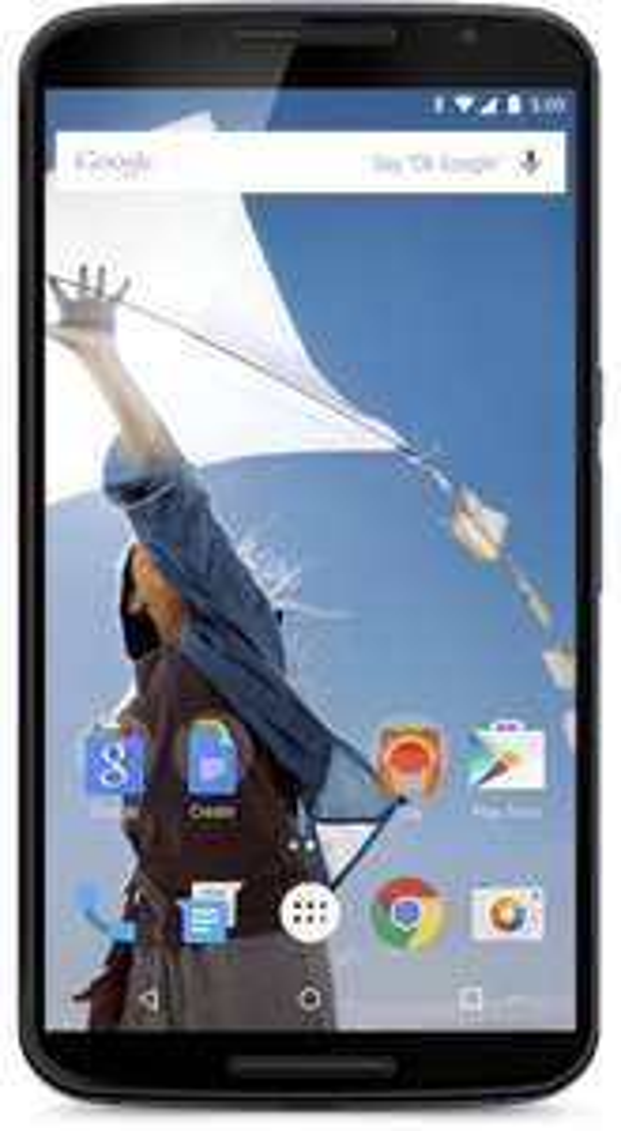"Smartphone 6"" Google Nexus 6 32Go"