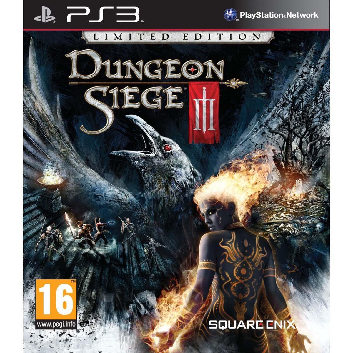 Dungeon siege 3 Edition limitée sur PS3