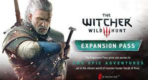 The Witcher 3 Expansion Pass (Dématérialisé GOG)