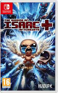 Binding of Isaac: Afterbirth+ sur Nintendo Switch (dématérialisé)