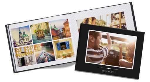[Nouveaux Clients] Livre Photo 2015 ou Prestige A4 - 26 pages offert  (Frais de port 5.99€)