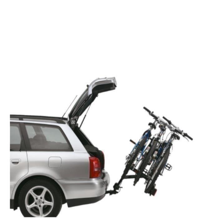 [Cdiscount à Volonté] Porte-vélos sur Attelage Thule Ride On pour 3 Vélos - Charge de 45Kg