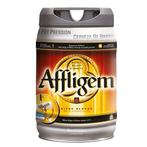 fût pression de bière Affligem 6,7° - 5 Litres