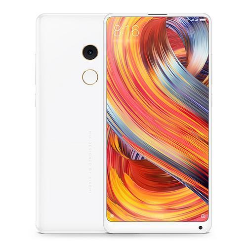 """Smartphone 5.99"""" Xiaomi Mi Mix 2 SE - Full HD+, SnapDragon 835, 8 Go de RAM, 128 Go, Blanc"""