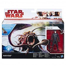 Figurine Hasbro Star Wars : Force Link - Rathtar & Bala-Tik - Plaisir (78)