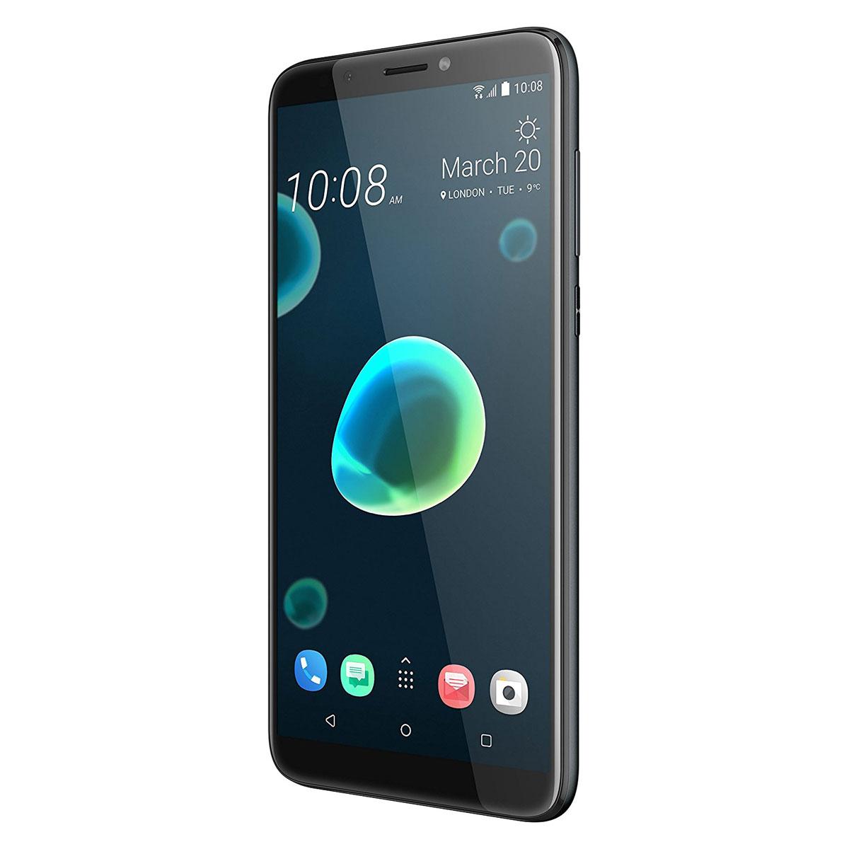"""[Cdiscount à volonté] Smartphone 6"""" HTC Desire 12+ Plus - HD+, Snapdragon 450, RAM 3 Go, ROM 32 Go (via ODR de 30€ & dépôt d'un avis)"""