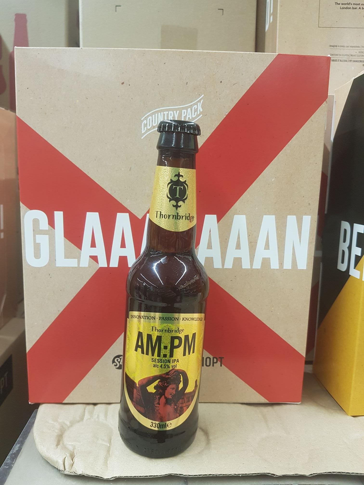 Pack de 3 bières AMPM de 33cl - Magik Depot Carvin (62)