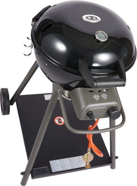 Barbecue puissant pour 8 personnes Kensington 480 G - Toustocks Montpellier (34)
