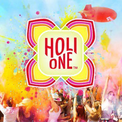 """""""Day Pass"""" gratuit pour le festival Holi One le 12 Septembre à Paris"""