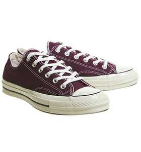 new product 996a8 d4602 Chaussures Converse All Star Ox 70 s Trainers - Taille au choix