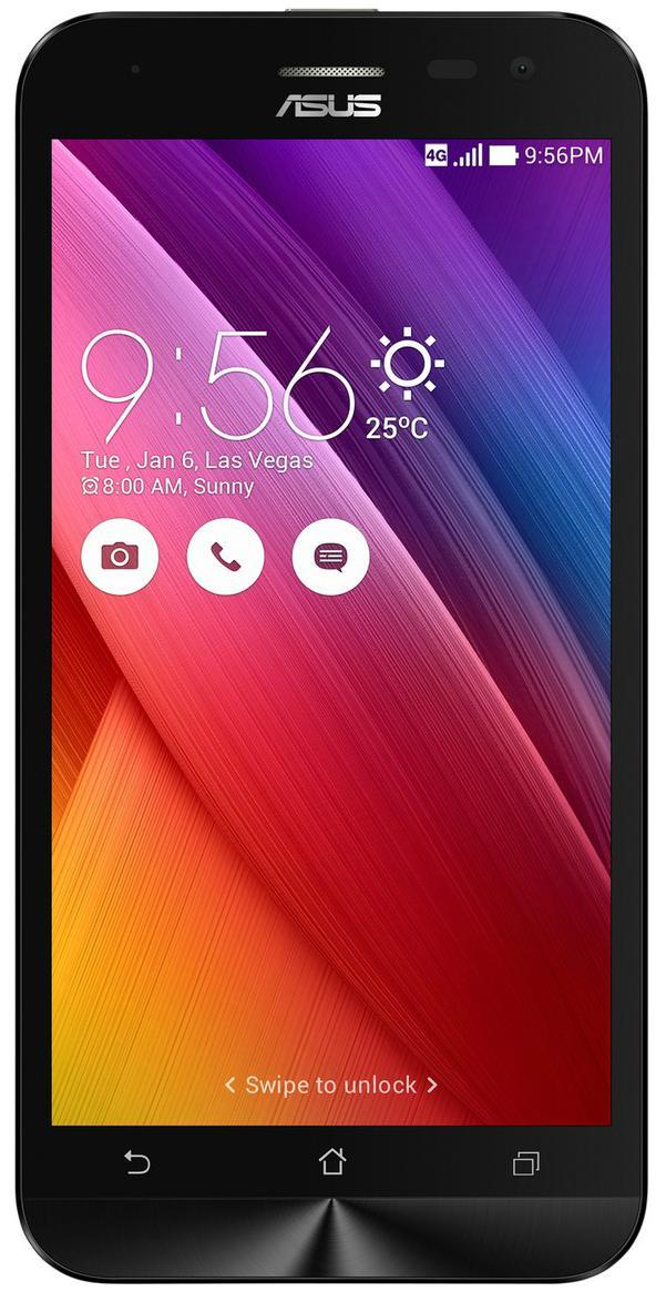 """Smartphone 5"""" Asus Zenfone 2 ZE500KL Dual Sim 8Go"""