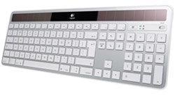 Clavier sans fil Logitech Wireless Solar Keyboard K750 pour Mac