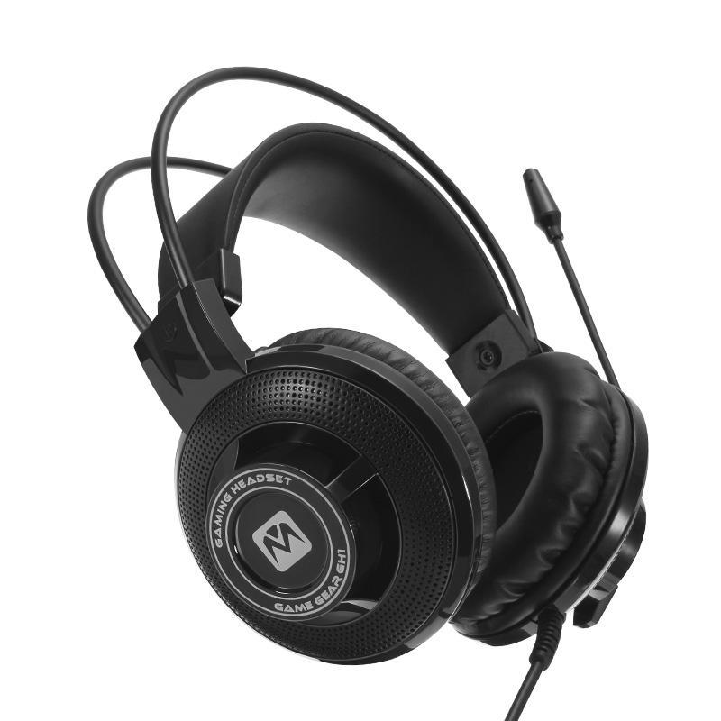 Casque audio MantisTek GH1 avec micro - Prise jack 3.5mm