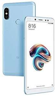 "Smartphone 5.99"" Xiaomi Redmi Note 5 - Full HD+, Snapdragon 636, 4 Go RAM, 64 Go ROM - Coloris Bleu (Expédié et vendu par Amazon)"