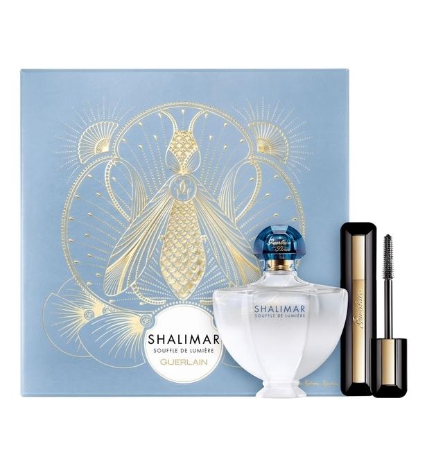 Coffret eau de parfum Guerlain Shalimar Souffle de Lumière 50ml + Mascara Cils