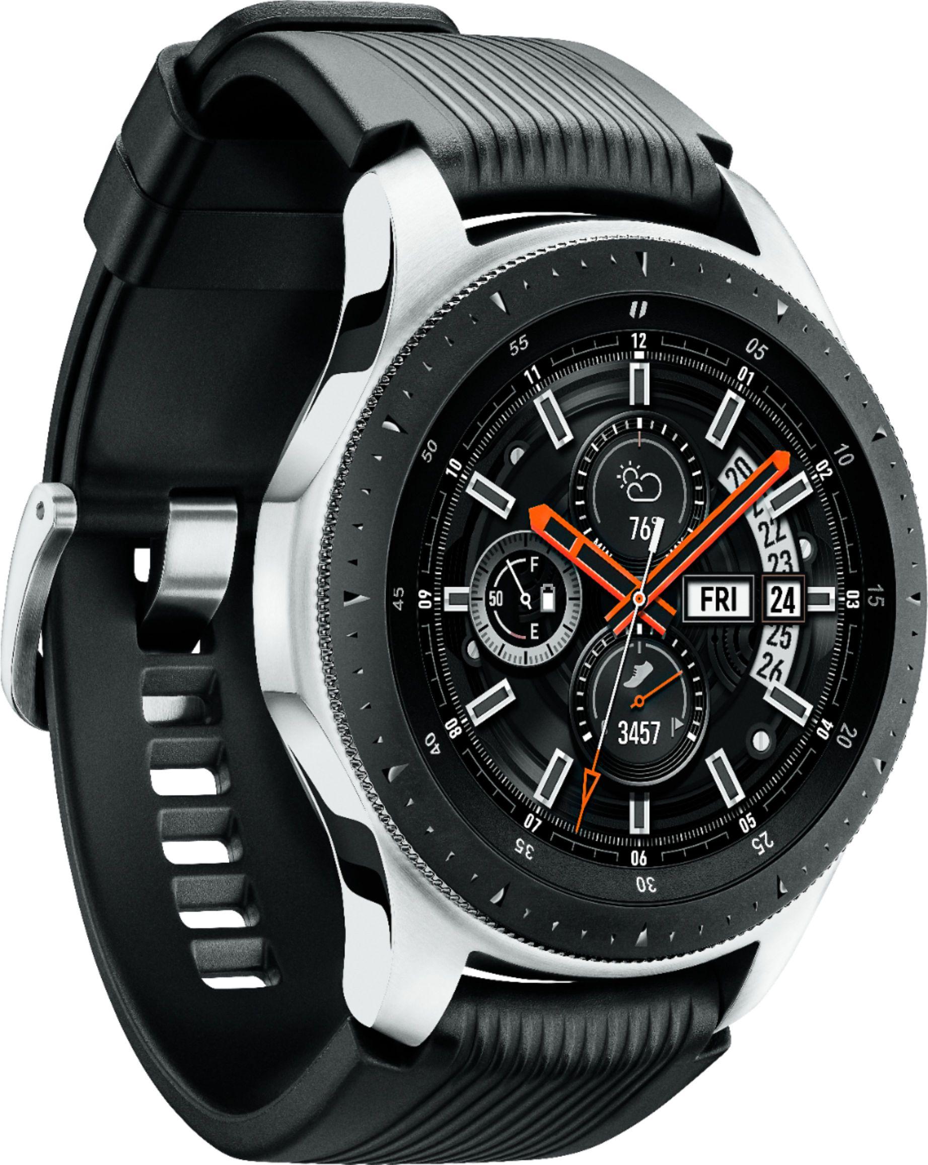 Montre Connectée Samsung Galaxy Watch Silver - 46mm