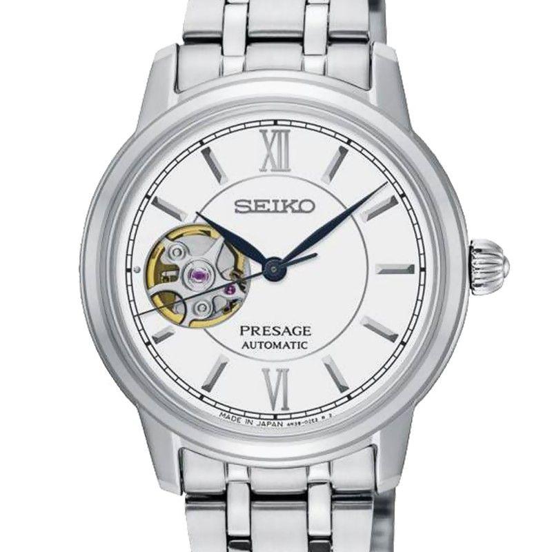 Montre Automatique Seiko Presage  SSA809J1 pour Femmes