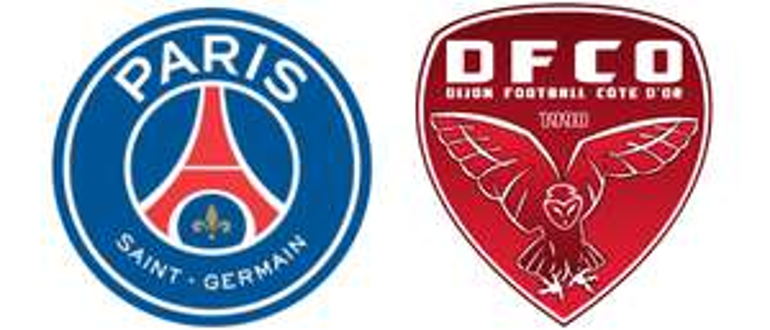 Billet pour le match de football PSG - Dijon (Quart de finale de la Coupe de France) le 26 février 2019 à 21h10 - Paris (75)