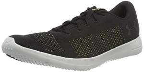 Chaussures de running Under Armour UA Rapid Compétition - noir (tailles 40.5, 41 ou 42.5)