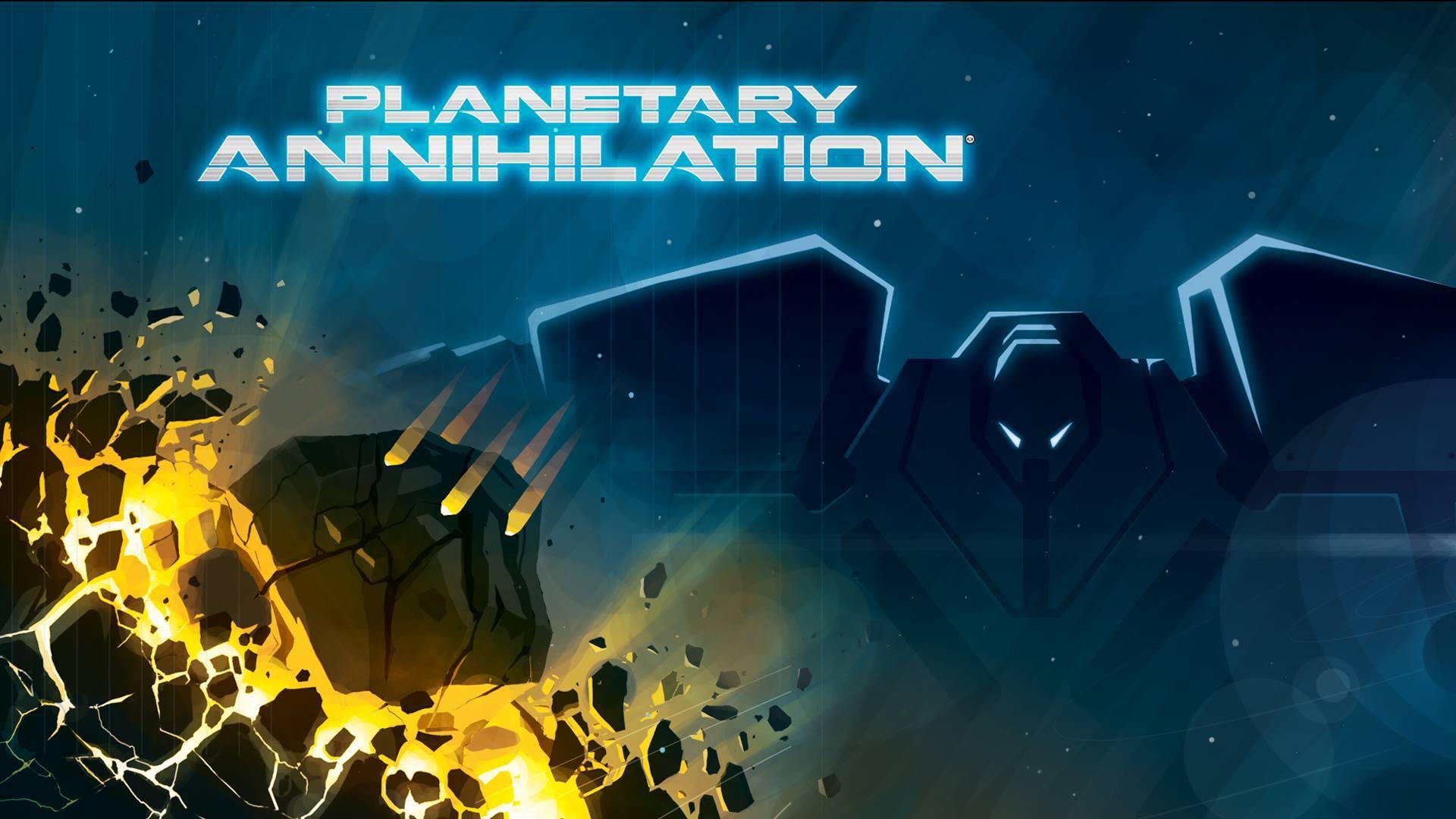 Planetary Annihilation sur PC (Dématérialisé - Steam)