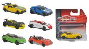 Véhicule miniature Majorette fiction racers- échelle 1/64