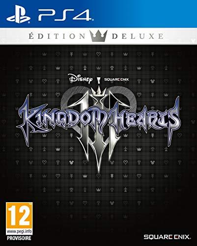 Kingdom Hearts 3 - Édition Deluxe sur PS4