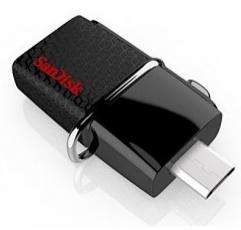 Clé USB 3.0 OTG / micro-USB SanDisk Ultra Dual - 16 Go à 8,47€ et 32 Go