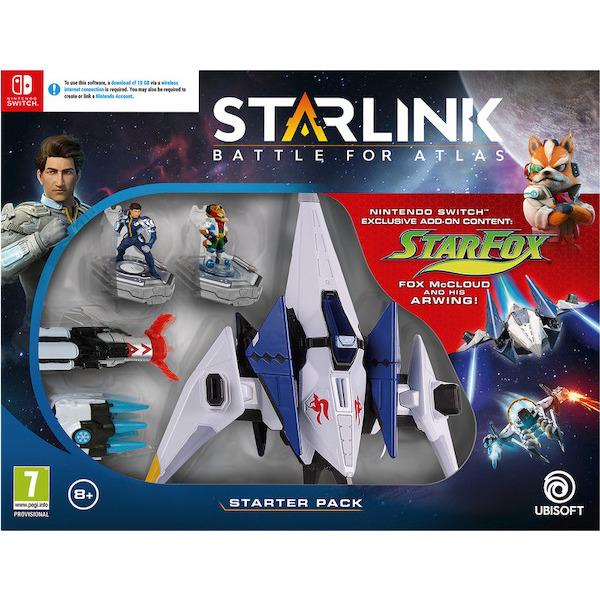 Pack de démarrage Starlink: Battle for Atlas sur PS4 ou Xbox One à 24.95€ ou sur Switch à 29.95€