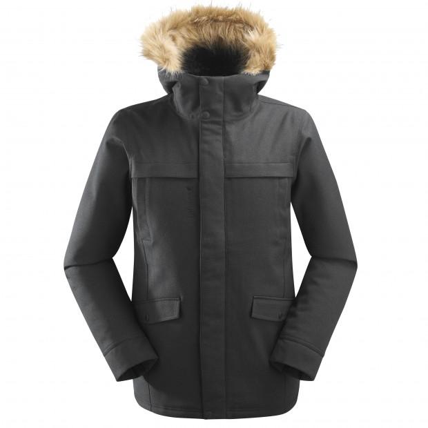 Veste coupe-vent Coney Warm Parka - bleu ou noir (du S au XXL)