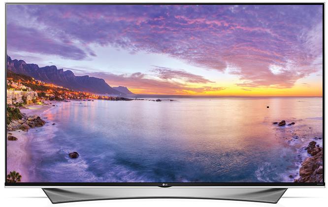 "TV 55"" LG 55UF950V - 4K, 3D, Smart TV (via ODR de 300€)"