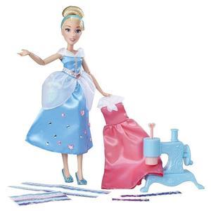 Poupée Relooking Disney Princesses - Cendrillon (30cm)