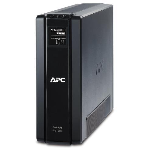 Onduleur APC Back-UPS Pro 1200 230 V - 720 Watt - 1200 VA - USB - 6 connecteurs de sortie