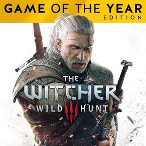 [Gold] The Witcher 3: Wild Hunt – Game of the Year Edition sur Xbox One (Dématérialisé - Store AR)