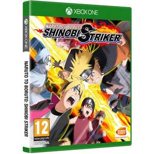 Naruto to Boruto : Shinobi Striker sur Xbox One