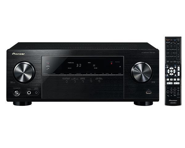 Ampli Home Cinéma 5.1 Pioneer VSX-424-K compatible 3D/4K