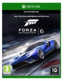 Forza Motorsport 6 sur Xbox One