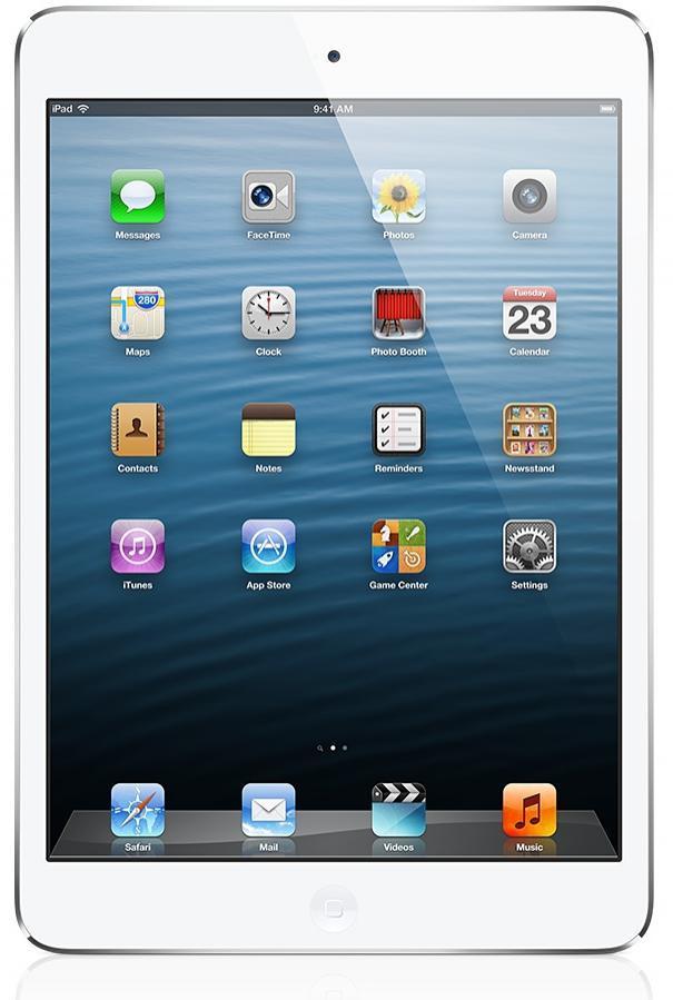 Apple iPad Mini Cellular 16 Go Argent