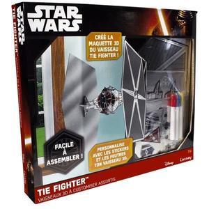 Maquette 3D à customiser Vaisseau Star Wars