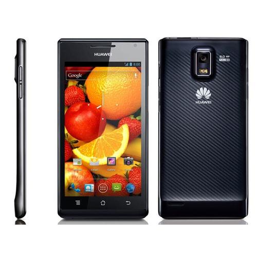 Smartphone Huawei Ascend P1 avec code promo