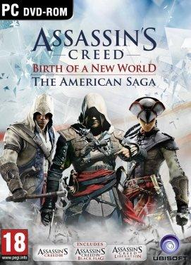 Assassin's Creed: La Saga Américaine sur PC (Dématérialisé - Uplay)